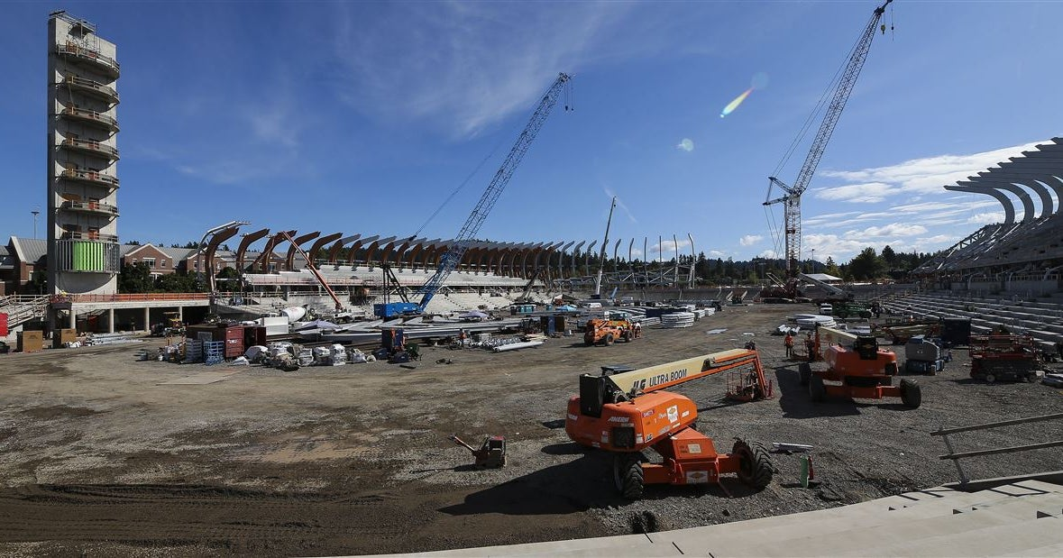 Developers want new Hayward Field to be Carnegie Hall for track