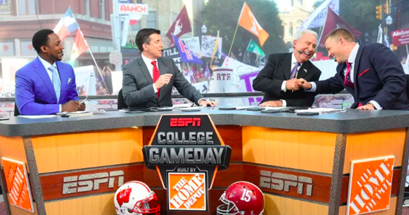 ESPN finalizes college football broadcast pairings for 2019