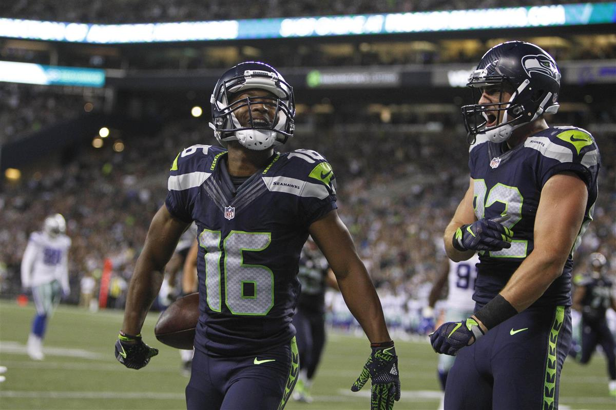 Seattle Seahawks Week 11 Breakout Pick Tyler Lockett