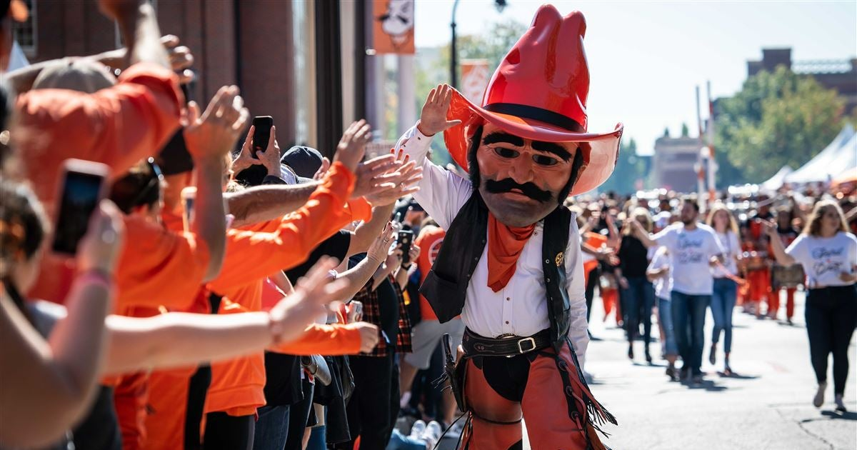 Oklahoma State University Homecoming events canceled for 2020