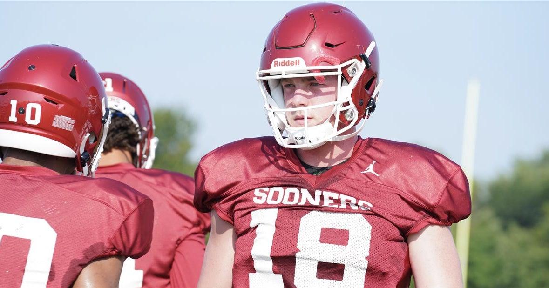 18 days to kickoff: Austin Stogner
