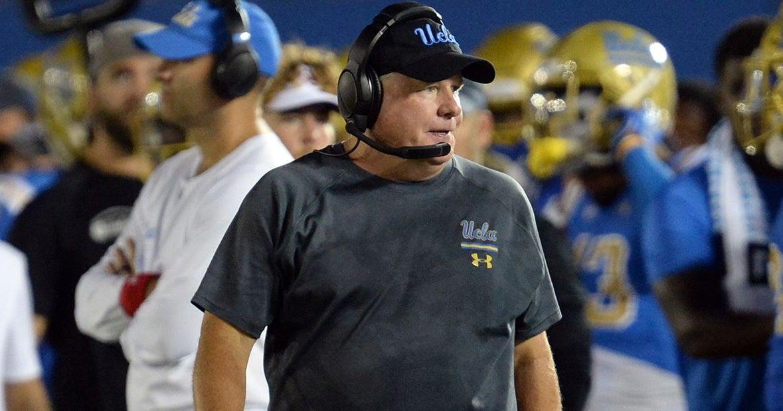 Chip Kelly on WR transfer: Grad school not guaranteed at UCLA