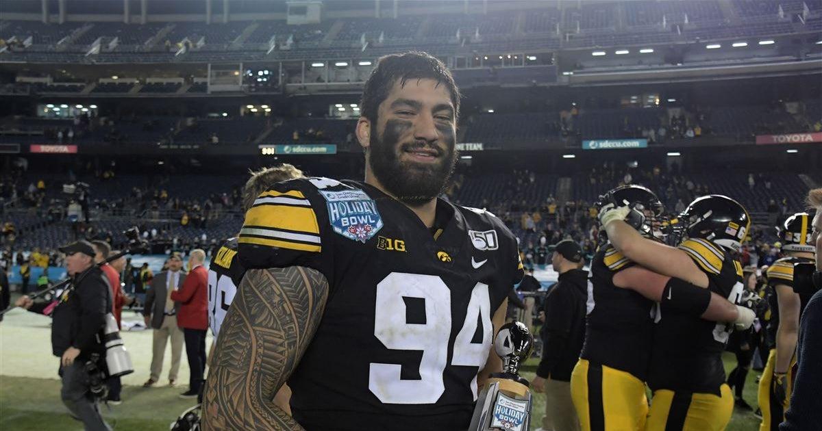Five Hawkeyes selected in Bleacher Report NFL mock draft