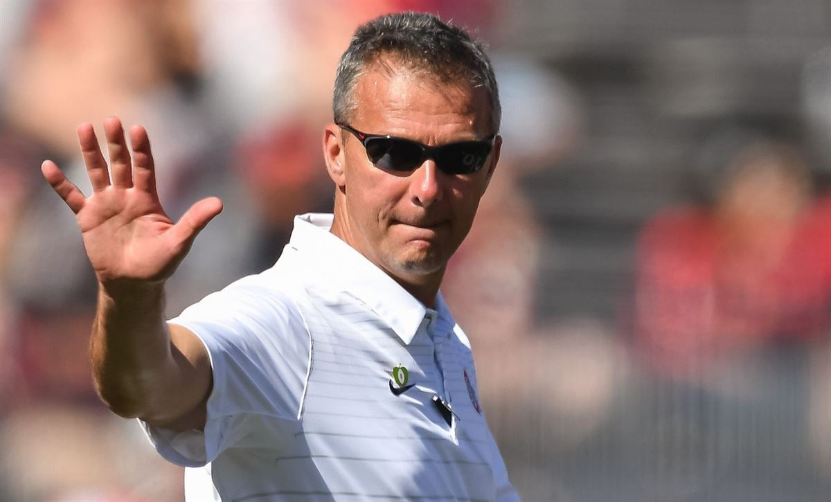 Buckeyes getting visit from top 50 prospect this weekend