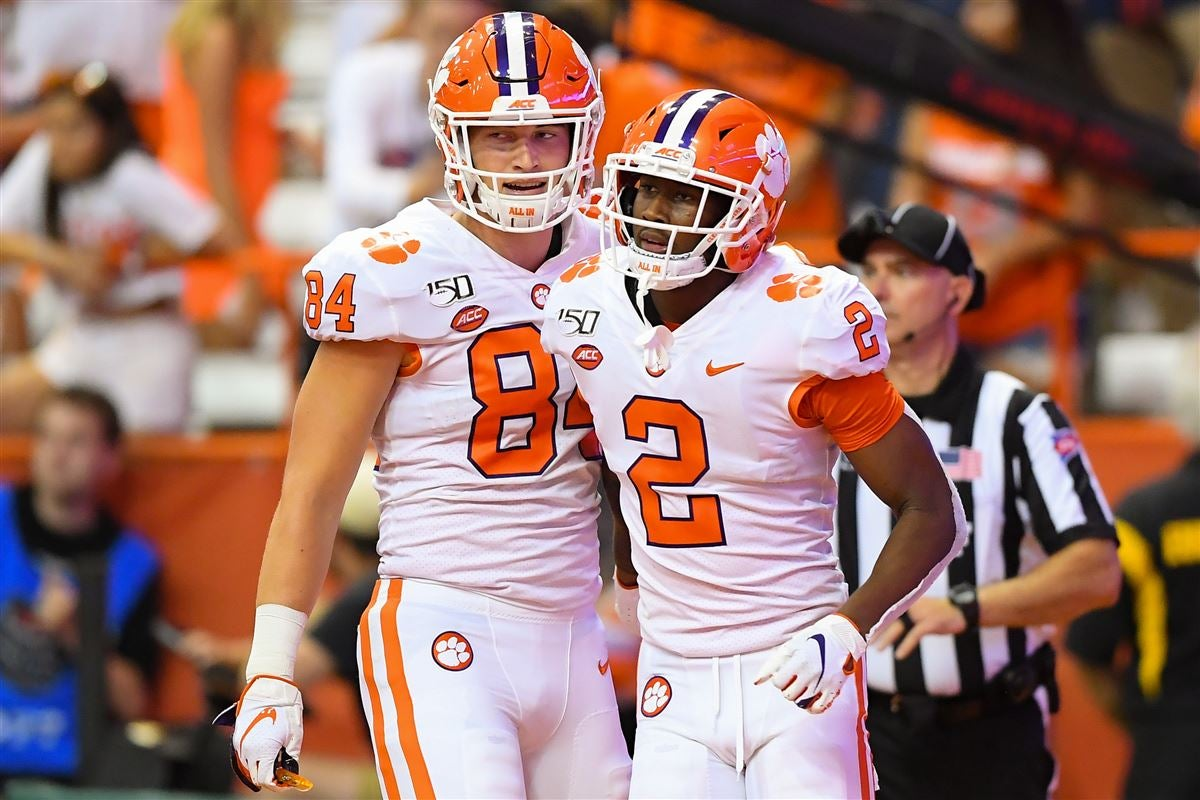 the best attitude 6ce8e 55e70 Clay Travis explains why Clemson should be ranked No. 5