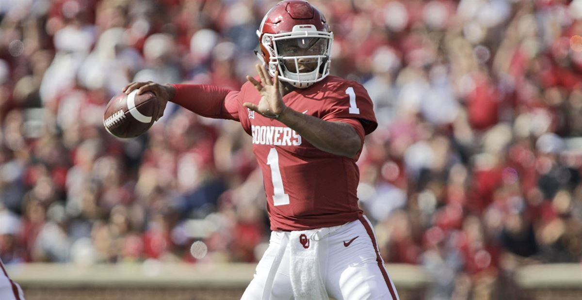 OU trio among Athlon's top Big 12 Heisman candidates