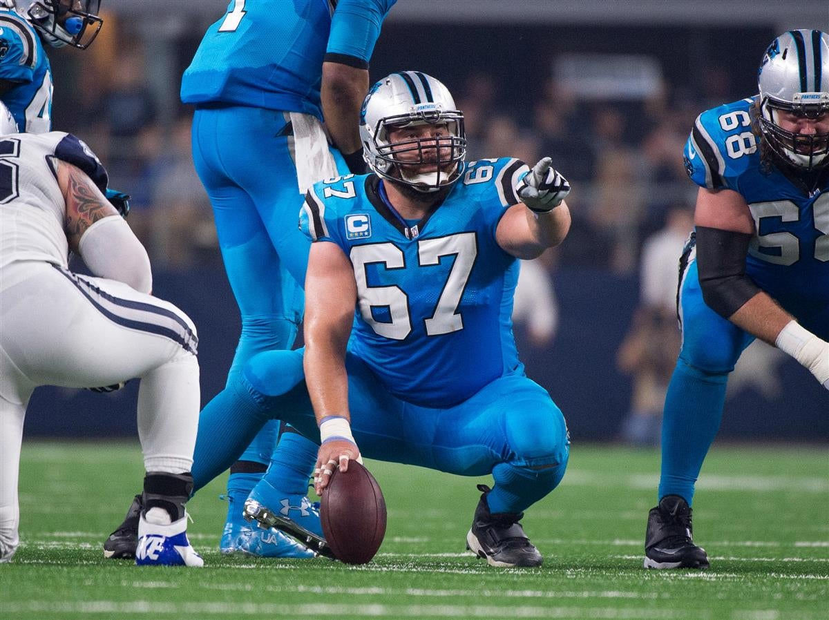Ryan Kalil ting closer to a return