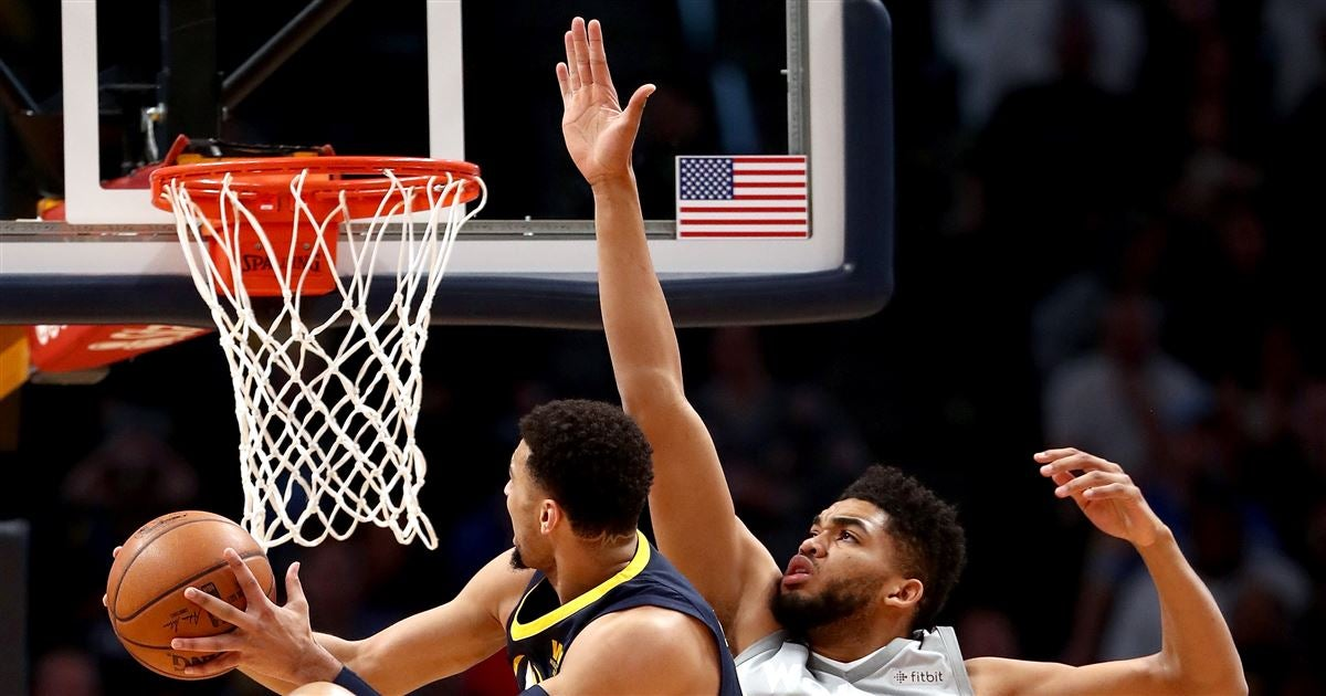 Towns, Wolves outduel Murray, Nuggets for final playoff spot
