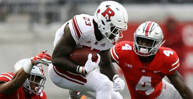 rutgers football disappointing loss in measuring stick game
