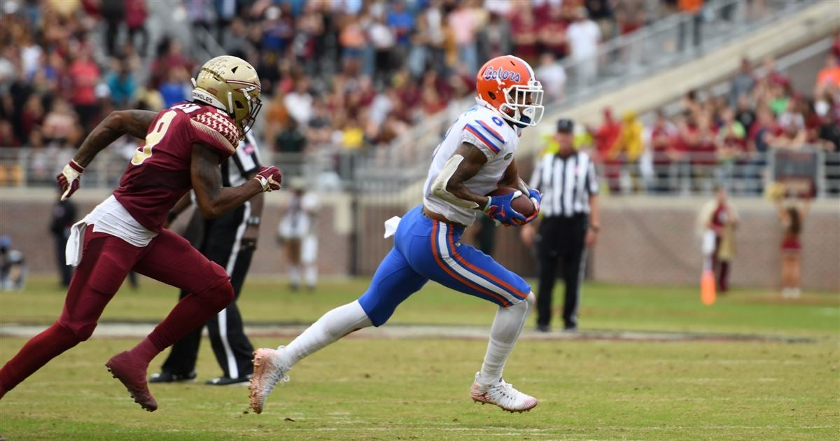 Florida Gators College Football, College Basketball and Recruiting on 247Sports - cover