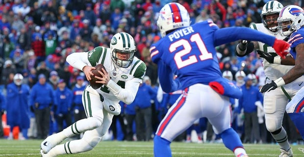Sam Darnold Limited In Jets Practice Tuesday With Foot Injury