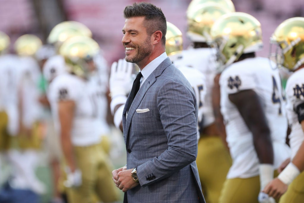 Jesse Palmer questions Pac-12's goal of CFP inclusion