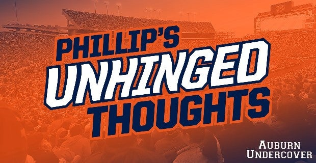 Phillip's unhinged thoughts: Auburn coaches speak and do it well