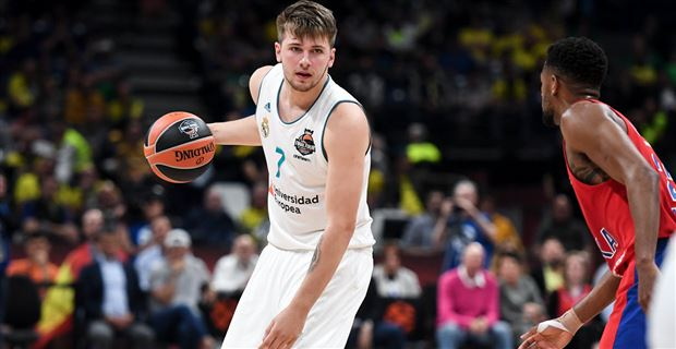 080520f6d0c3 NBA Mock Draft 3.0  Could Doncic fall into Mavs lap at No. 5