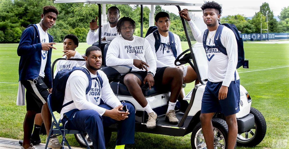 Early assessment of Penn State's freshman class
