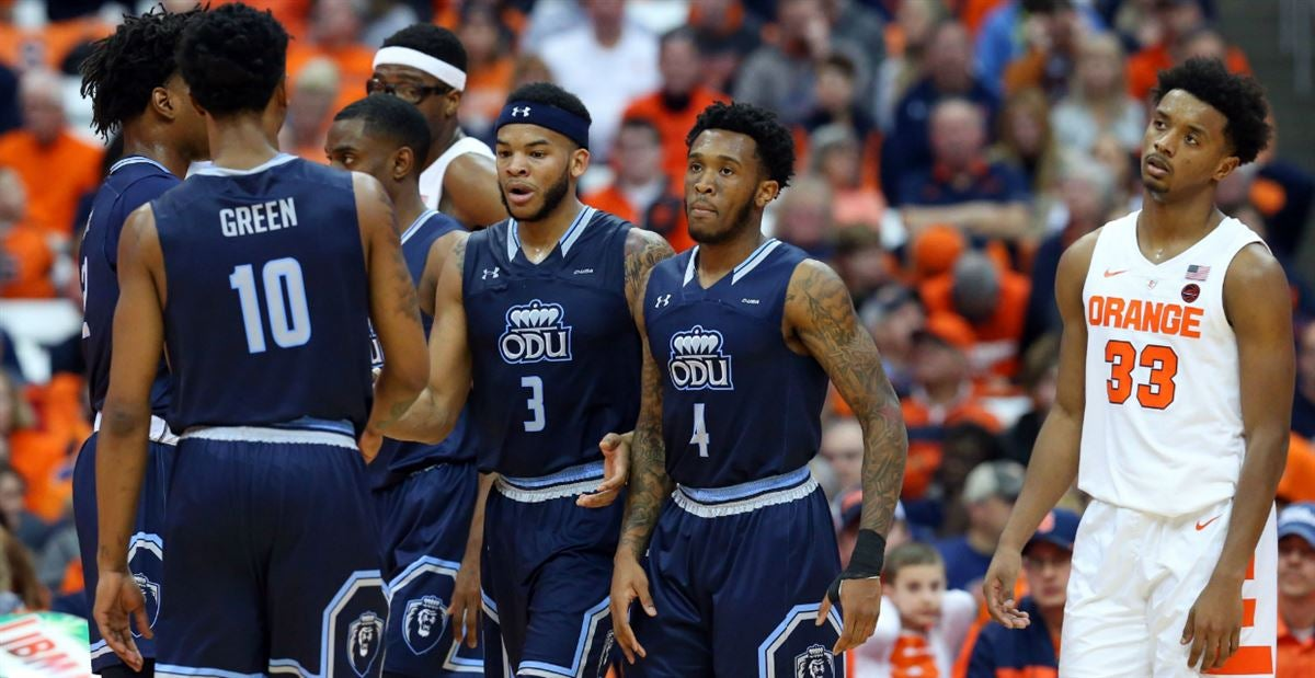 Syracuse Suffers First Home Loss Of The Season Against Odu