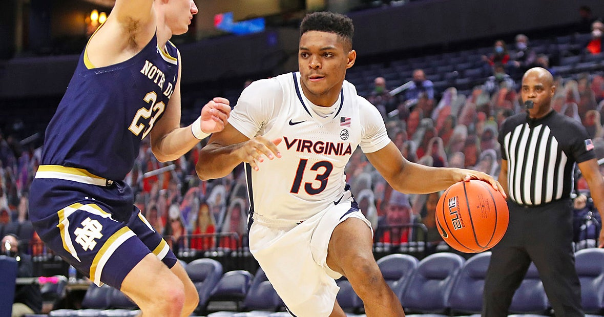 Casey Morsell returns, adds another layer of optimism for UVA