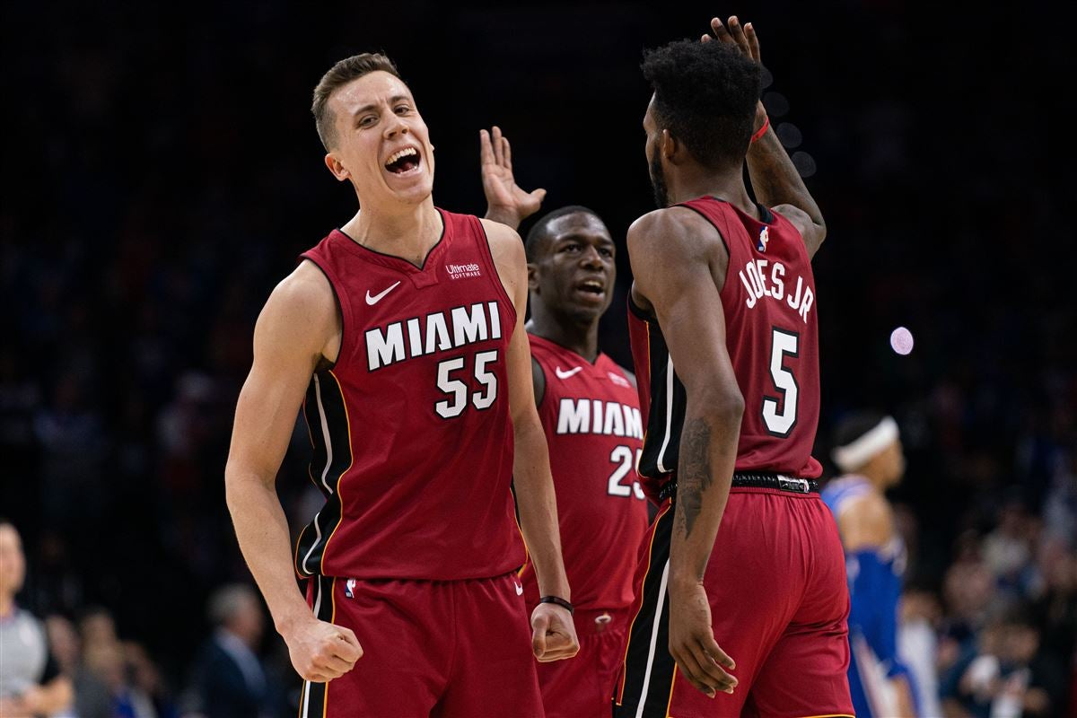 Duncan Robinson Talks Emergence With Miami Heat In Interview