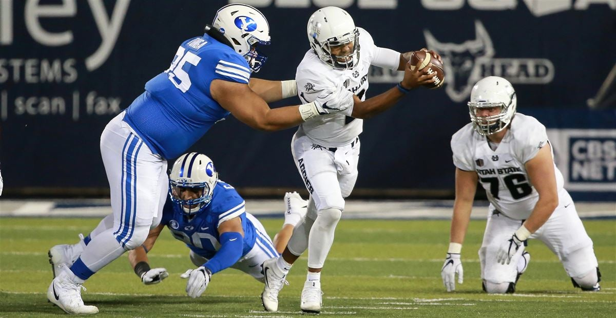 ESPN Announces Kickoff Time For BYU at Utah State