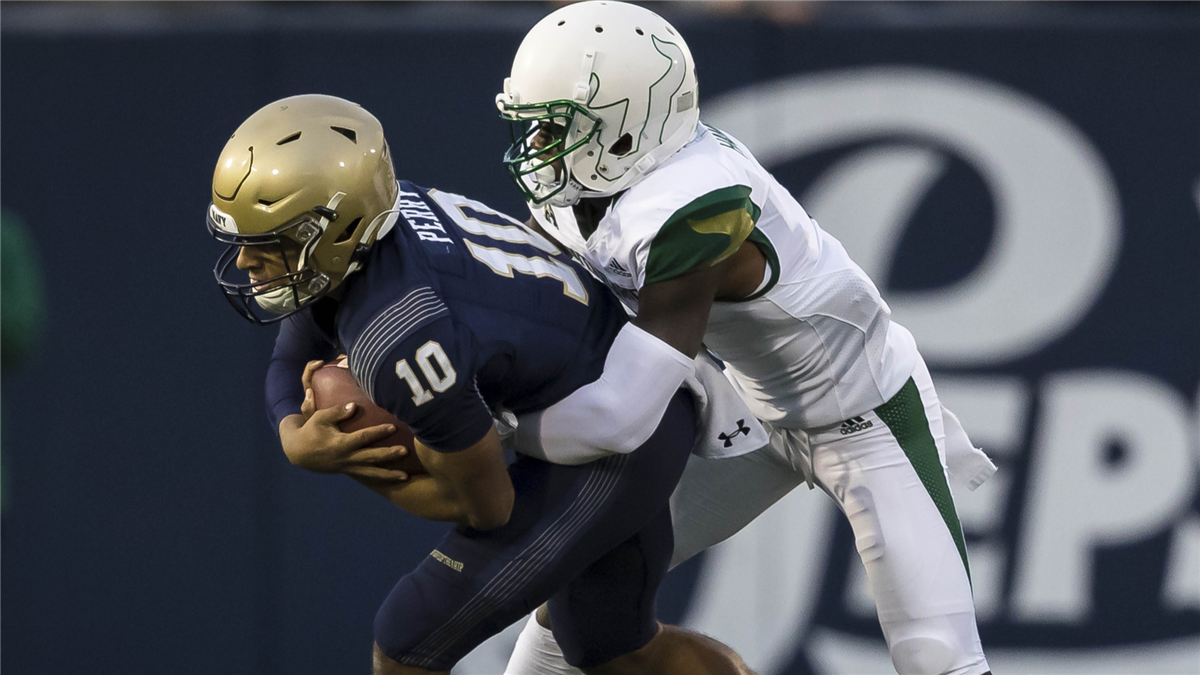 Kelly: Corralling (Passing) Perry Crucial For Irish Defense