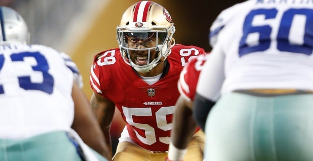 A look at which players could be cut from the 49ers roster