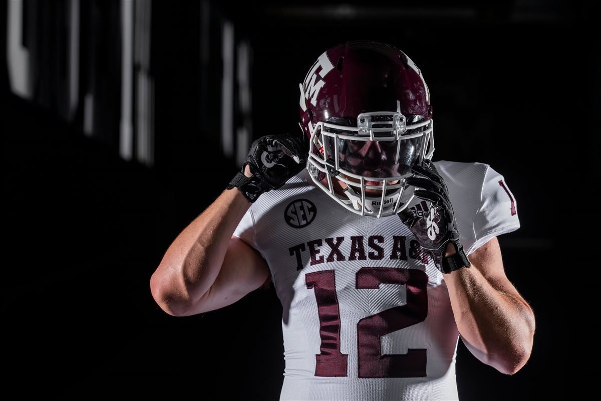 Texas A M Football Unveils Road Uniforms For 2020 Season