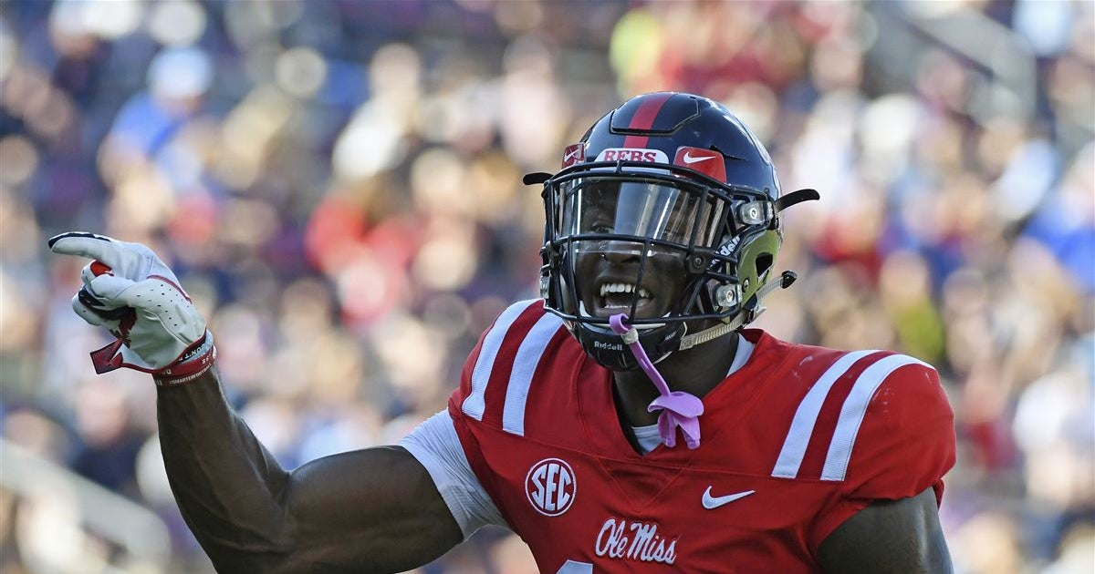 NFL or Ole Miss? Draft Expert Analyzes Metcalf's NFL Decision