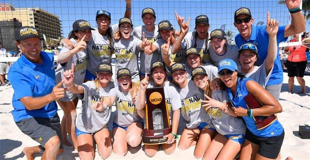 Top 25 college programs ranked by athletic success
