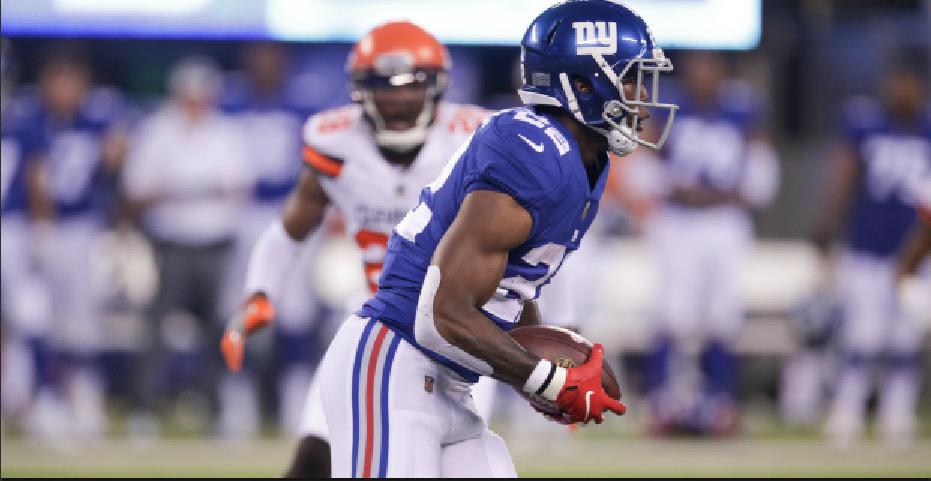 Giants Preseason: Unofficial Depth Chart vs. Lions for Week 2