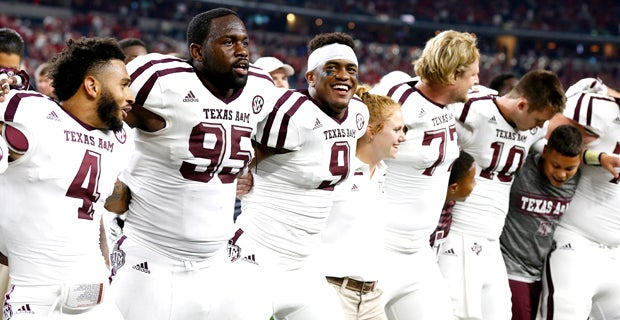 Why Texas A&M's home games will decide its 2016 fate