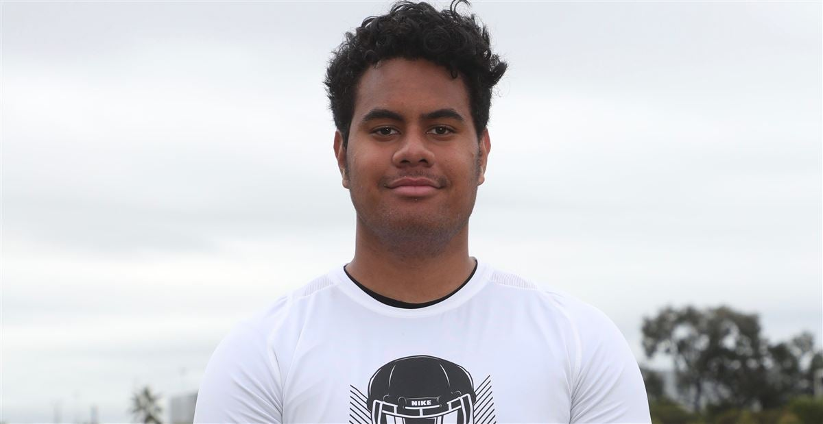Utah Football Recruiting: Luke Felix Fualalo likes the Utes
