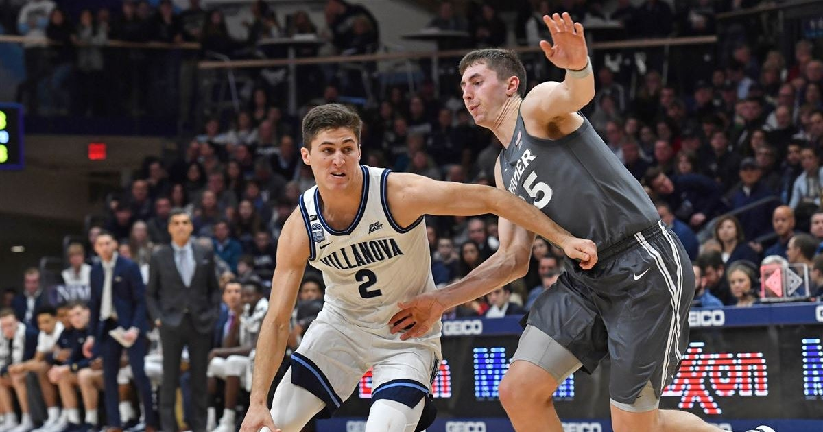 Villanova at Xavier Preview (How to Watch)