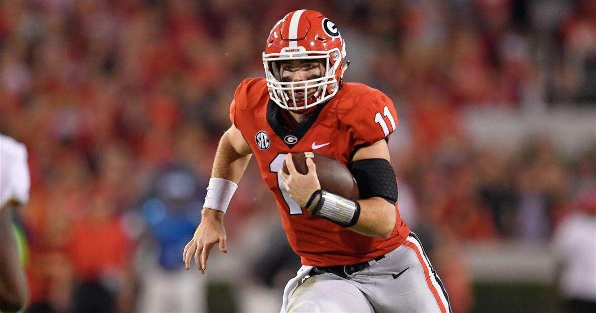 Fromm, UGA offense leads way in 53-28 win over Mizzou