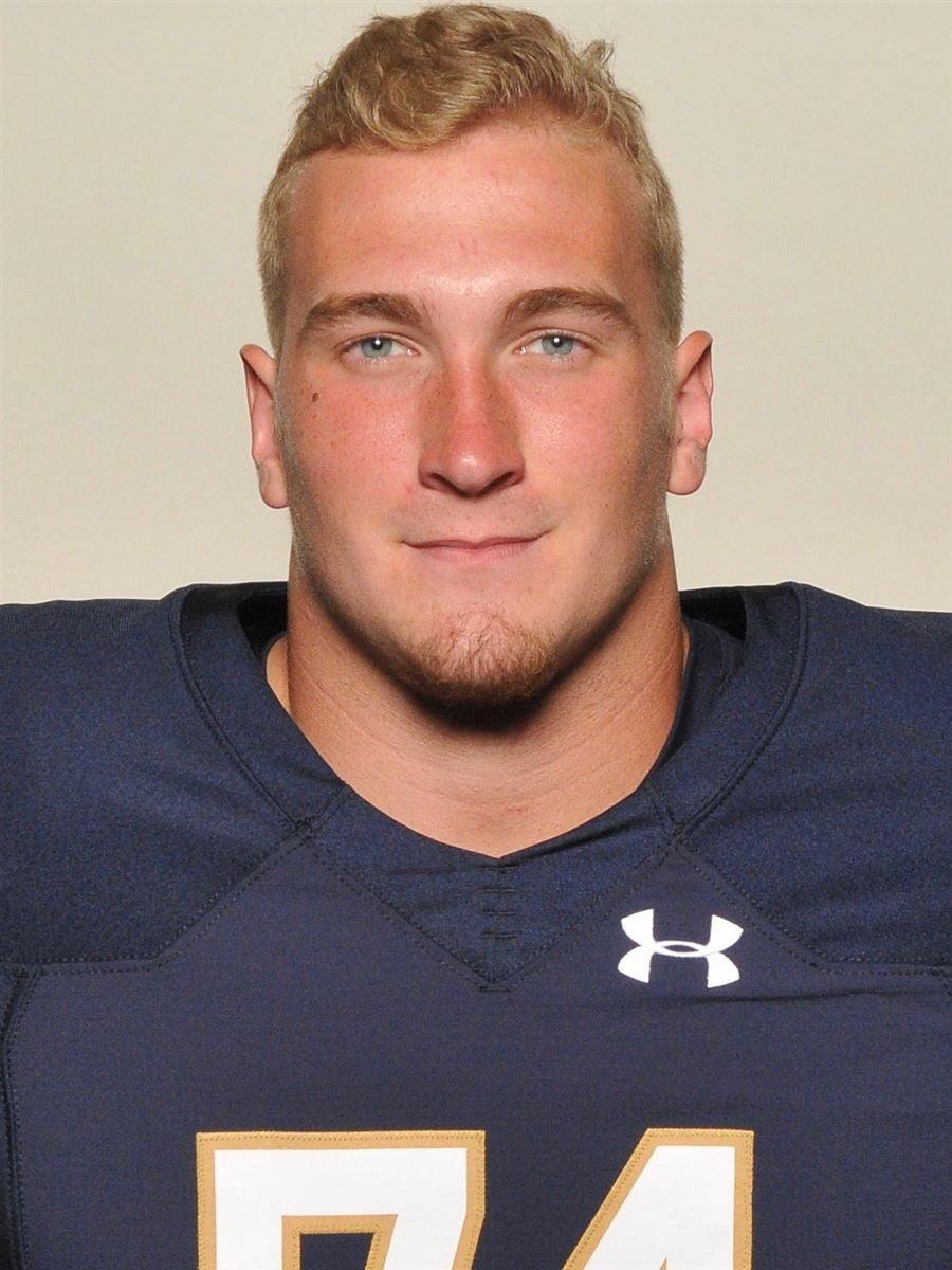Liam Eichenberg, Notre Dame, Offensive Tackle