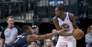 f5a8477480a2 Watch  Kevin Durant scores his 20