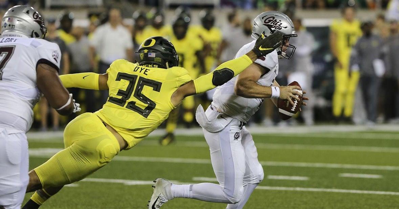 Ducks defense shines in win over Montana