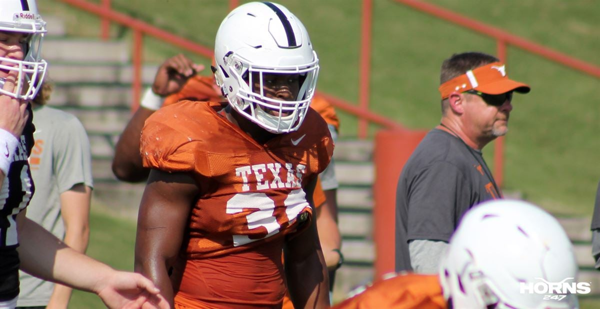 History suggests Texas running game will bounce back strong