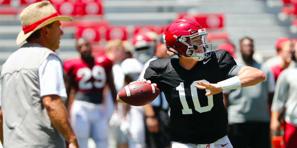 Practice report: Notes from final media viewing of Arkansas week