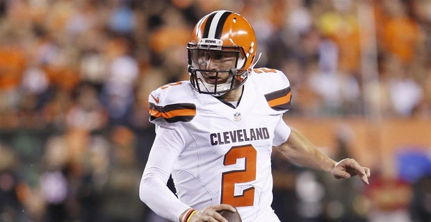 507e51c20 Report  Johnny Manziel expected to start vs. Pittsburgh Steelers