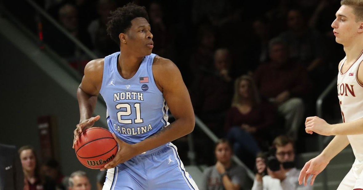 UNC Basketball Player Preview: Sterling Manley