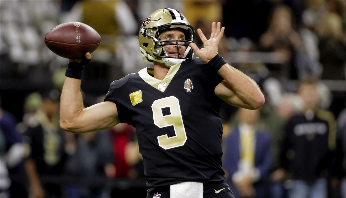 Drew Brees shares his impressions of explosive LSU offense