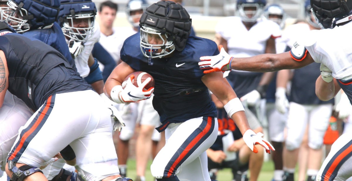 UVA running back competition gains some clarity