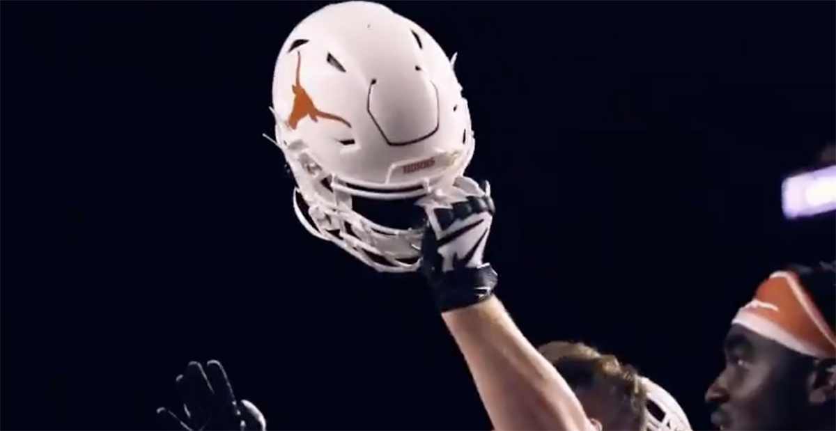 Watch: Texas unveils hype video ahead of Kansas game