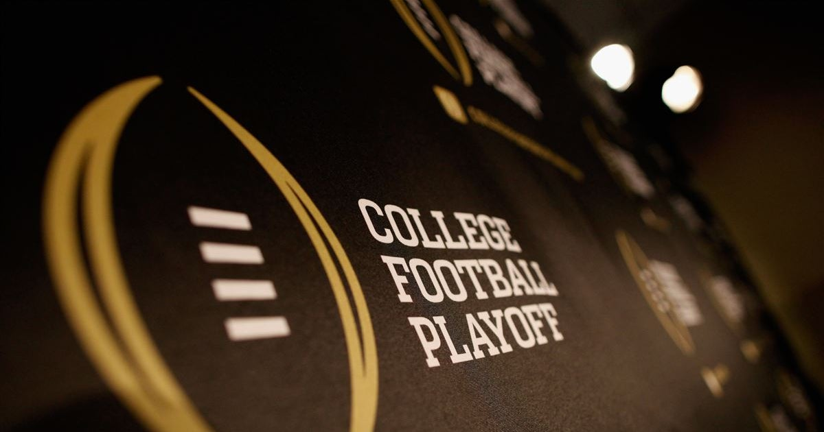Revisiting each year's first College Football Playoff rankings