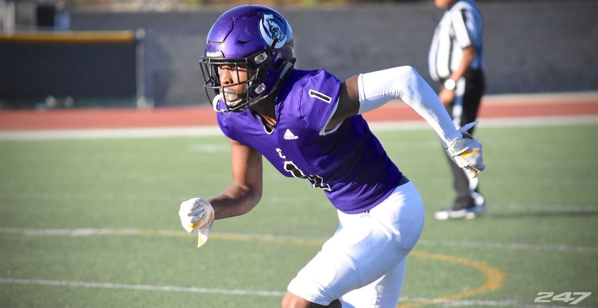 Video: Four-star WR in action