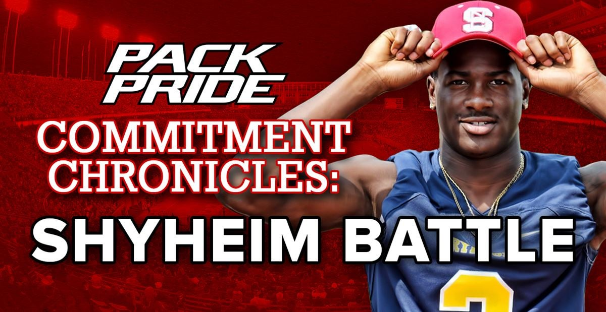 Pack Pride Commitment Chronicles: Shyheim Battle, Entry 1
