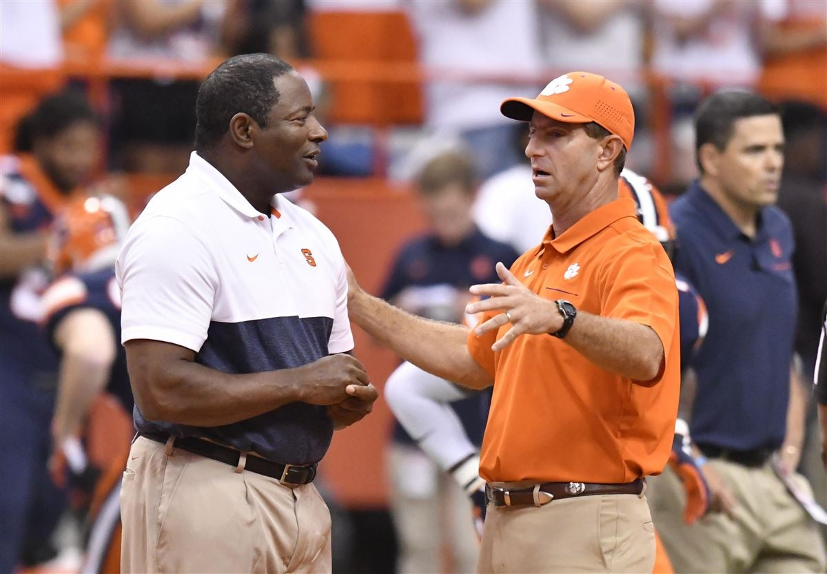 What Dabo Swinney said after Clemson's 41-6 win over Syracuse