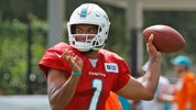 Tua Tagovailoa feels 'very comfortable' in Dolphins' offense