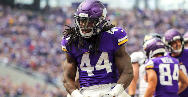 Vikings players trending up, down after loss to Jags