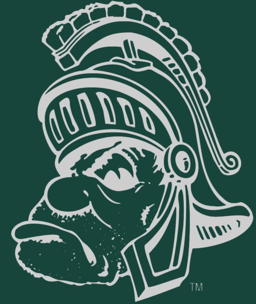 michigan state sparty wallpaper the